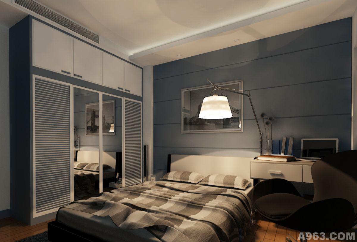 卧室空间 - 家装设计