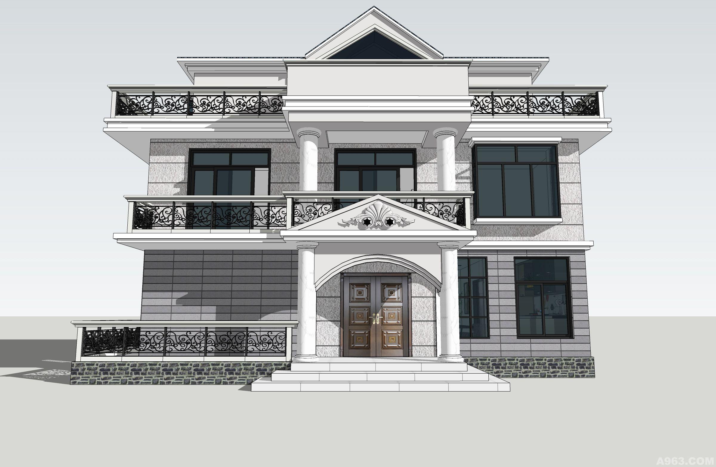 别墅外观设计