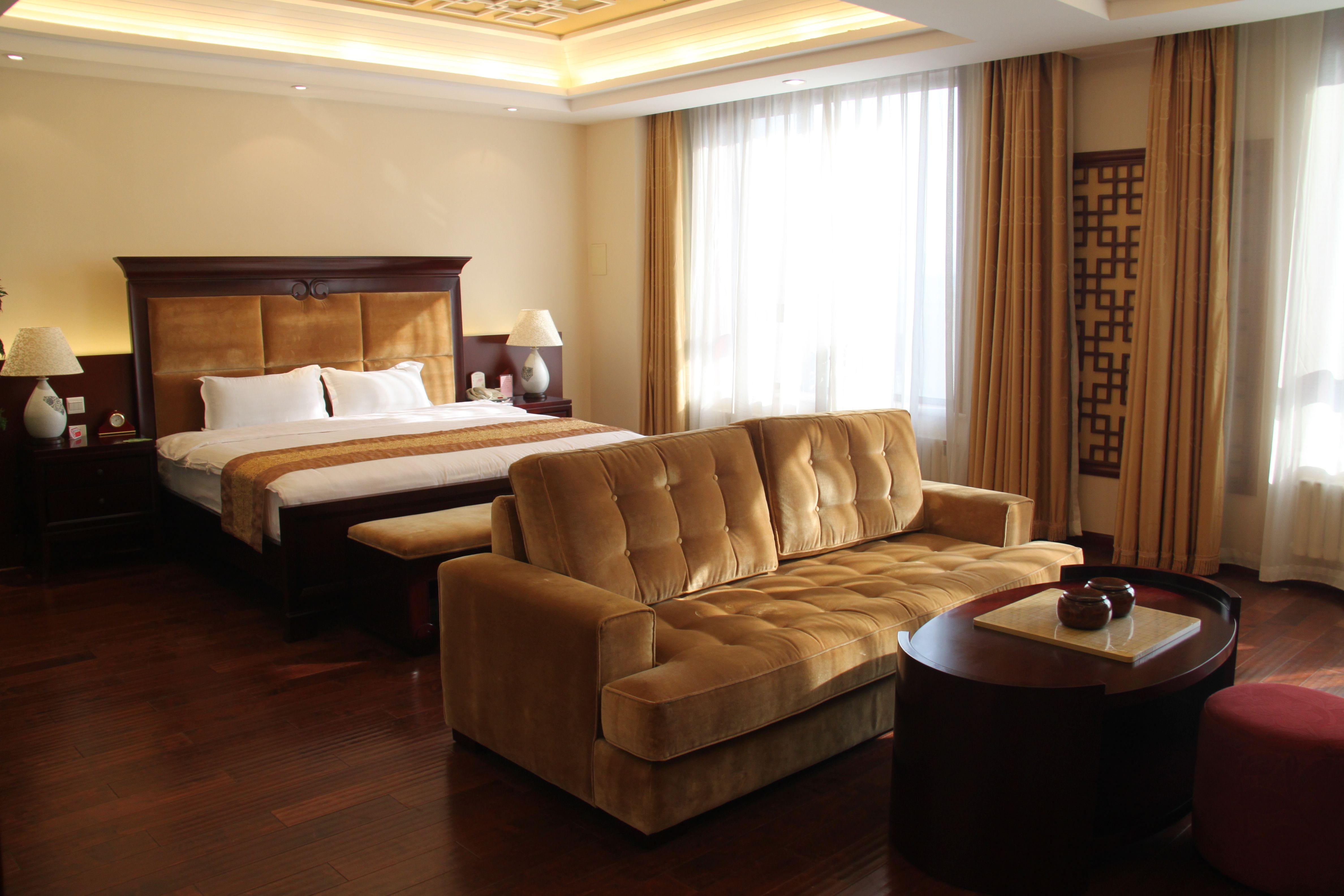 招待所套间 - 酒店设计 - 广州室内设计网_广州室内