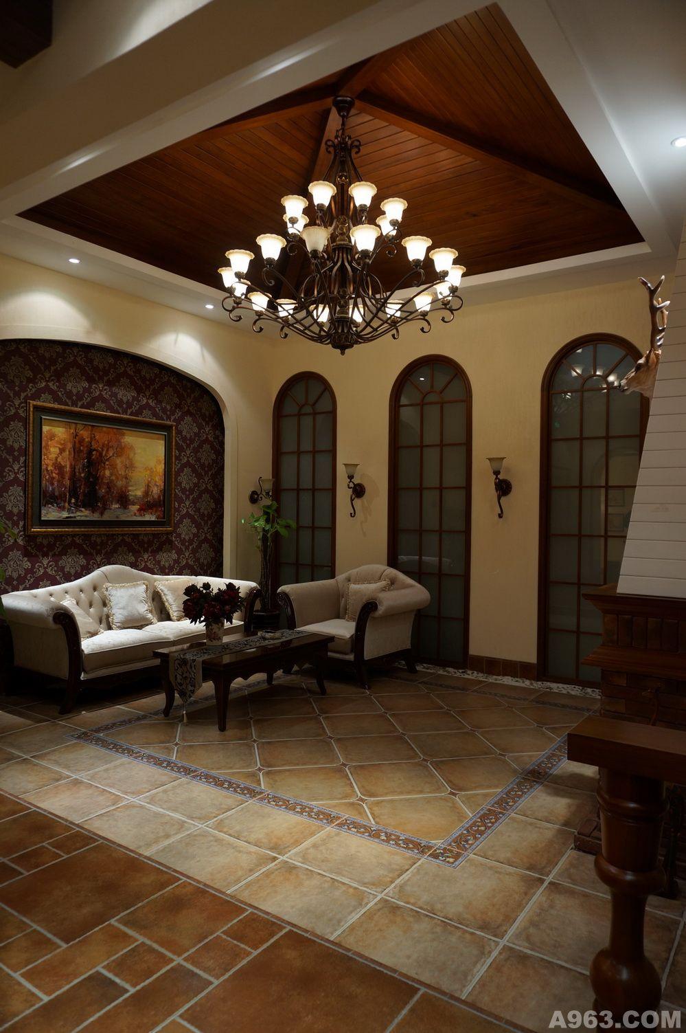 皇瓷【格林小镇】 - 展示空间 - 广州室内设计网_广州