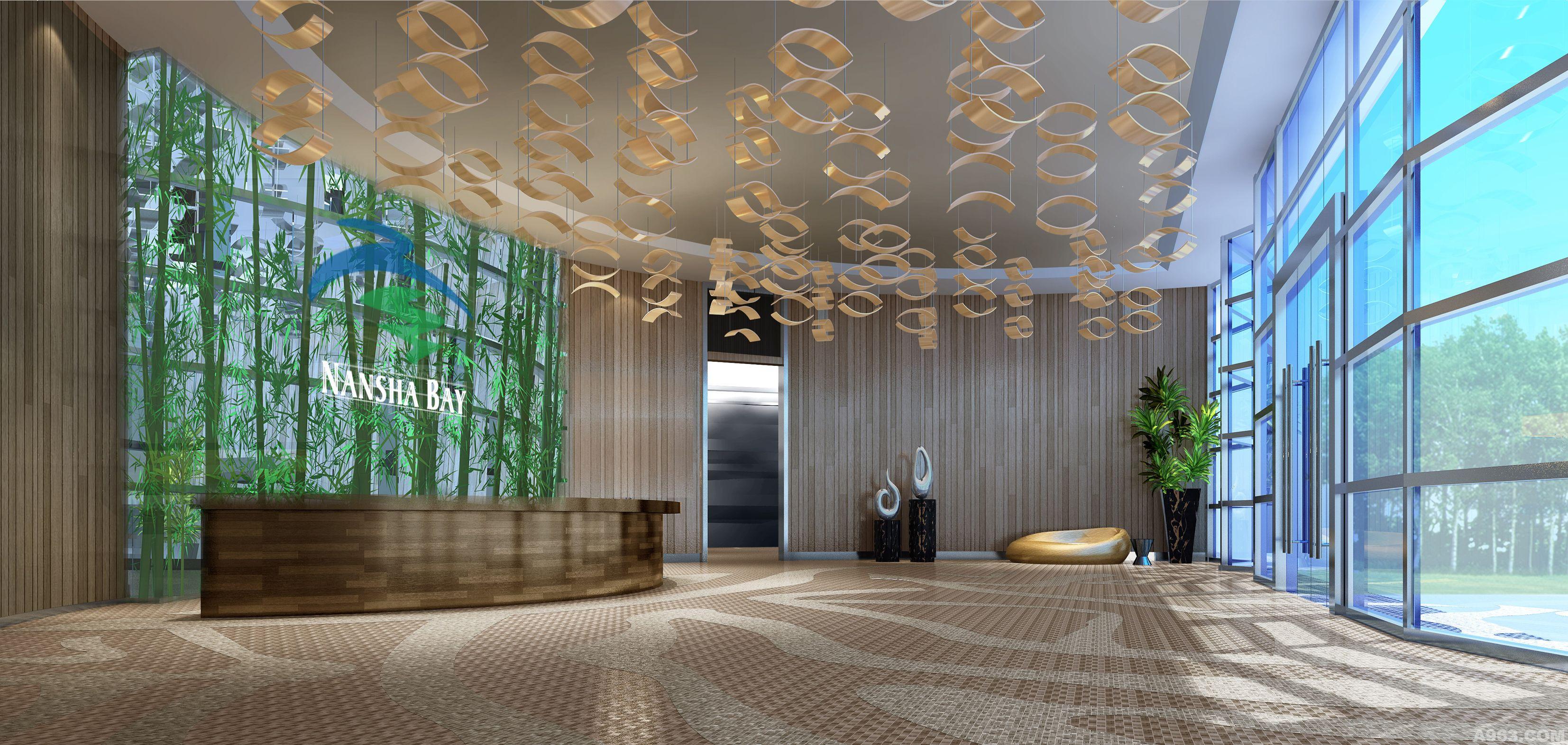 中华室内设计网 作品中心 公共空间 售楼处 > 广州市铭唐装饰设计工程