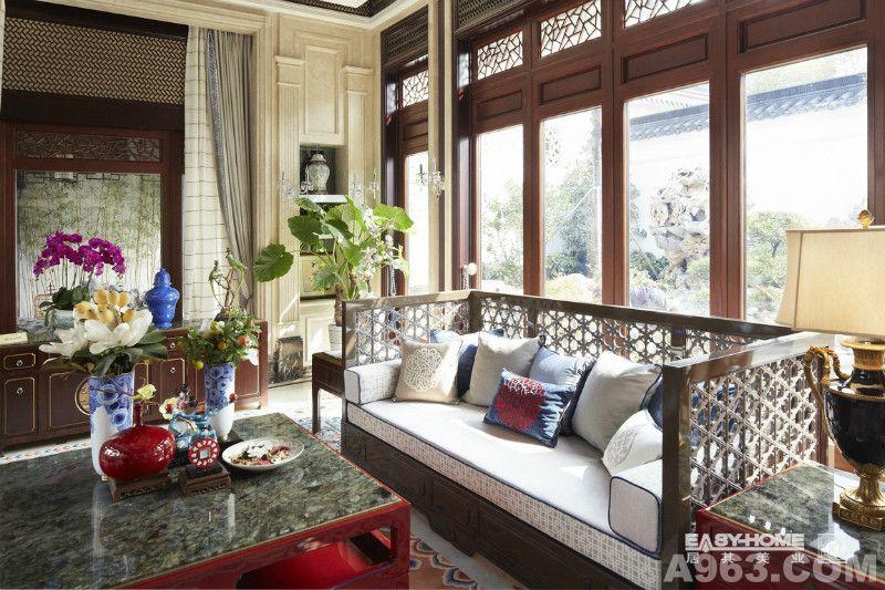 中华室内设计网 作品中心 住宅空间 样板房 > 广州市绿叶装饰工程有限