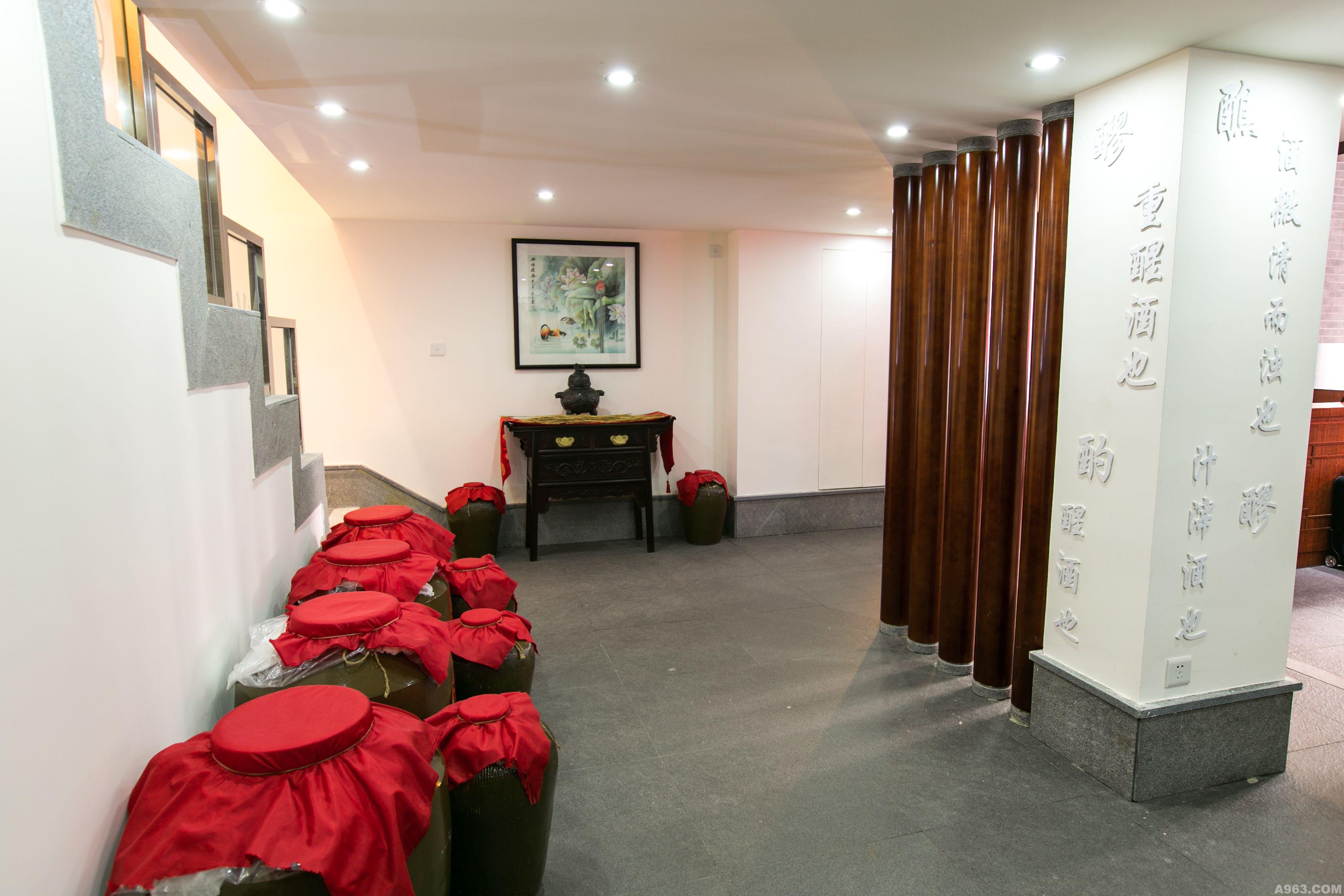 古源液专卖店 - 商业空间 - 广州室内设计网_广州室内