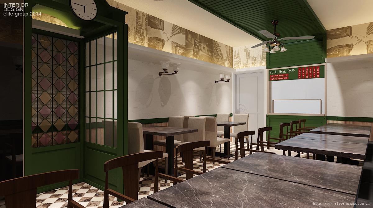 广州珠江新城董小姐港式茶餐厅