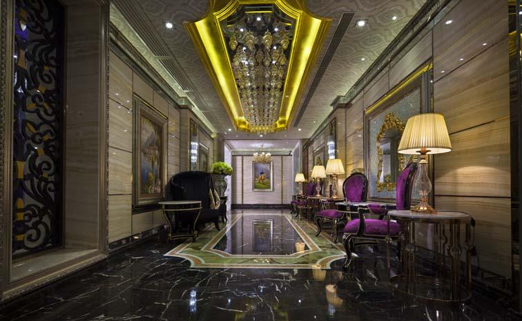 广州国贸会 - 娱乐空间 - 广州室内设计网_广州室内