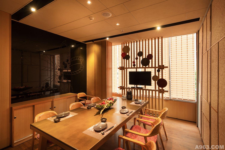 一洲汇日式料理 - 餐饮空间 - 第3页 - 广州室内设计