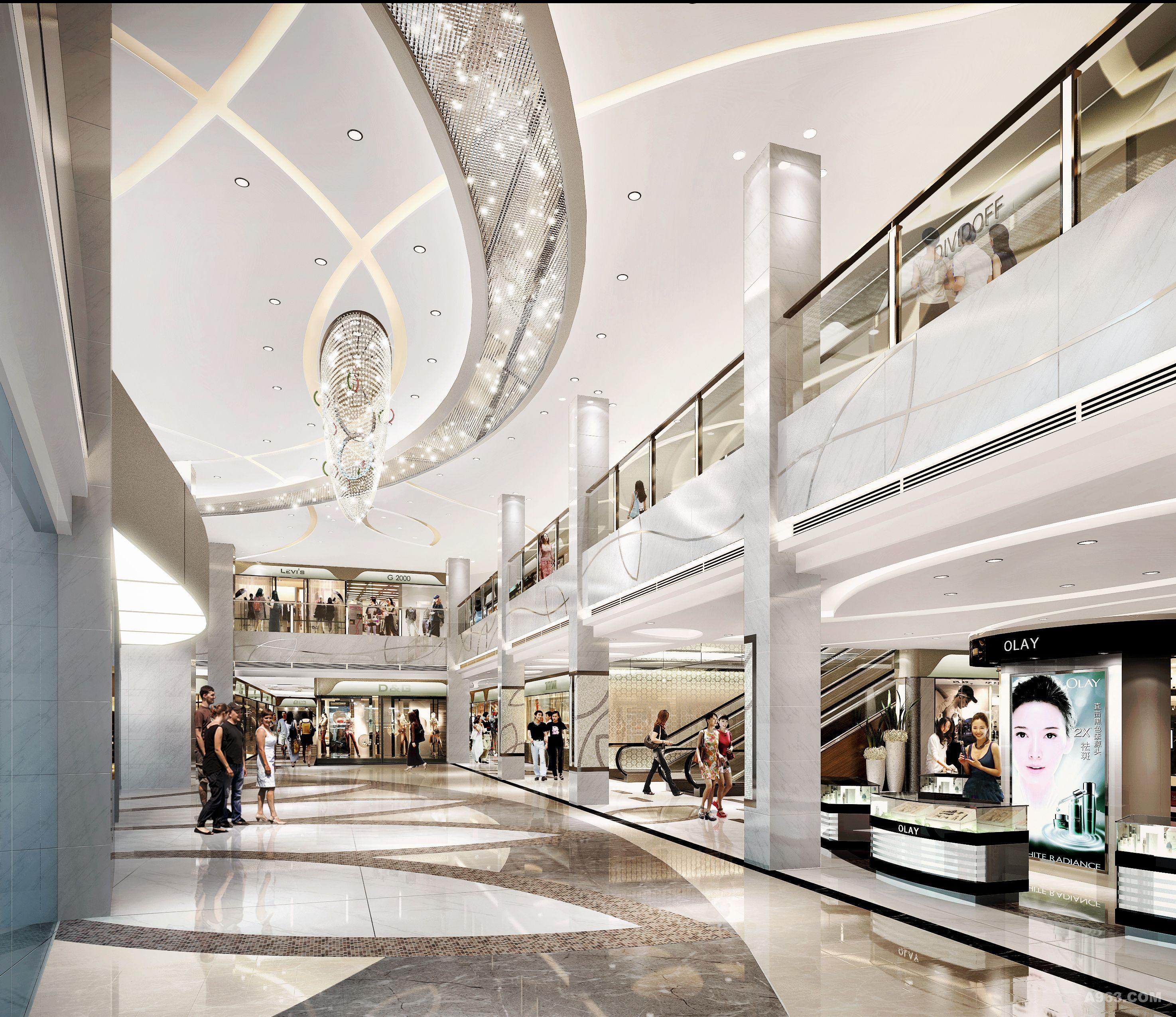 广州omg商场 - 商业空间 - 第9页 - 广州筑荣装饰设计