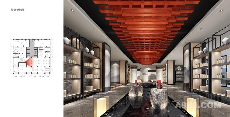 文化展厅-装修空间-第2页-广州市尺道室内装生物实验室规划设计展示图片